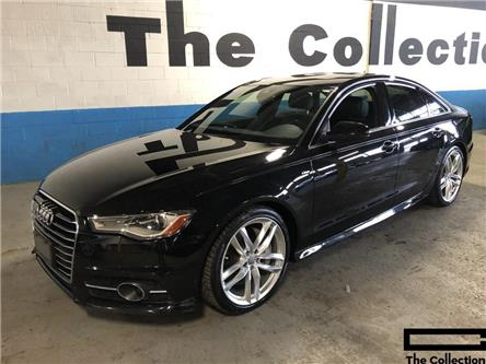 2016 Audi A6  (Stk: 12330) in Toronto - Image 1 of 27