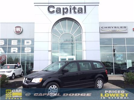 2013 Dodge Grand Caravan SE/SXT (Stk: K00935A) in Kanata - Image 1 of 19