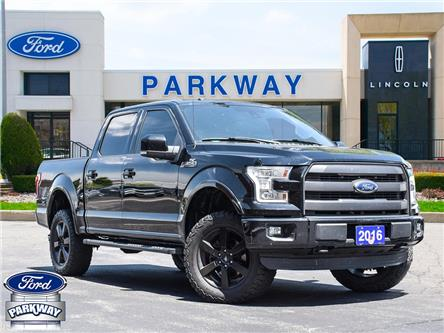 2016 Ford F-150 Lariat (Stk: FB428A) in Waterloo - Image 1 of 28
