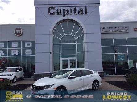 2019 Honda Civic LX (Stk: P2973) in Kanata - Image 1 of 23