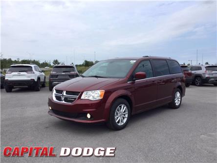 2020 Dodge Grand Caravan Premium Plus (Stk: L00495) in Kanata - Image 1 of 27