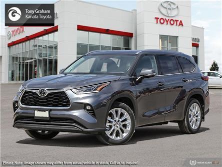 2020 Toyota Highlander Limited (Stk: 90585) in Ottawa - Image 1 of 24