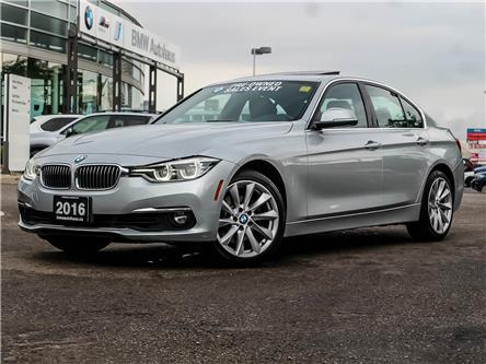 2016 BMW 328i xDrive (Stk: P9323) in Thornhill - Image 1 of 29