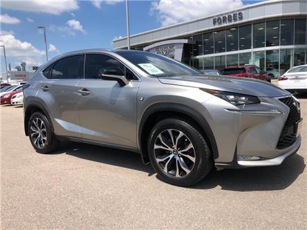 2017 Lexus NX 200t Base (Stk: 139010) in Waterloo - Image 1 of 30