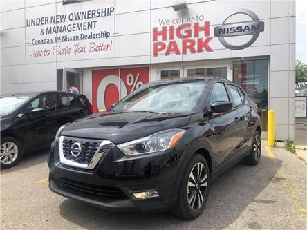 2019 Nissan Kicks SV (Stk: U1818) in Toronto - Image 1 of 22