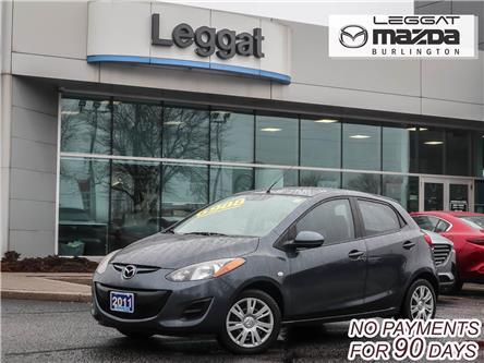 2011 Mazda Mazda2  (Stk: 2263A) in Burlington - Image 1 of 21