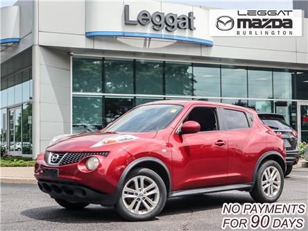 2012 Nissan Juke  (Stk: 2231A) in Burlington - Image 1 of 6