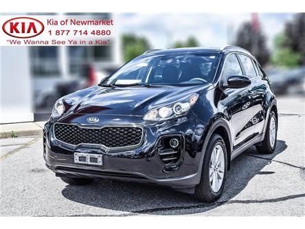 2017 Kia Sportage LX (Stk: P1188) in Newmarket - Image 1 of 20