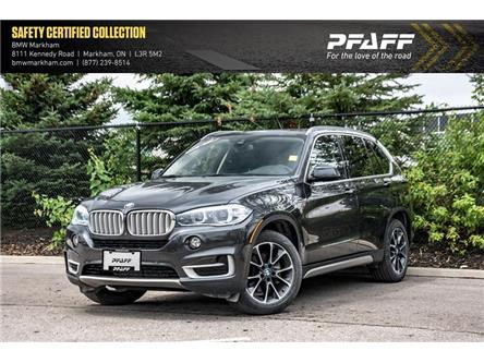 2016 BMW X5 xDrive35i (Stk: D13078) in Markham - Image 1 of 22