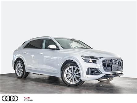 2019 Audi Q8 55 Progressiv (Stk: PA724) in Ottawa - Image 1 of 18