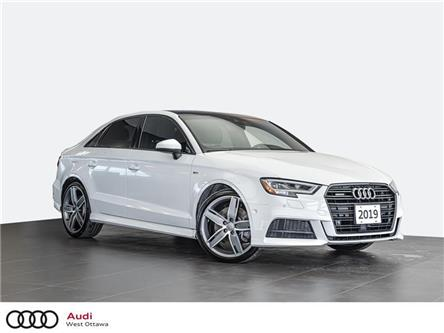 2019 Audi A3 45 Technik (Stk: 92977A) in Nepean - Image 1 of 21
