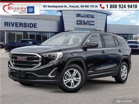 2020 GMC Terrain SLE (Stk: 20111) in Prescott - Image 1 of 23