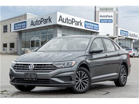 2019 Volkswagen Jetta 1.4 TSI Highline (Stk: APR7504) in Mississauga - Image 1 of 20