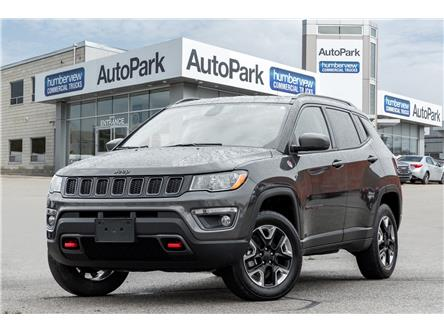 2018 Jeep Compass Trailhawk (Stk: APR7106) in Mississauga - Image 1 of 20