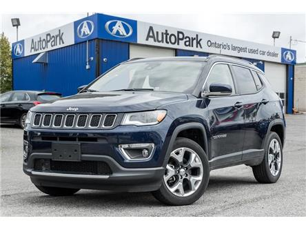 2018 Jeep Compass Limited (Stk: 18-17270R) in Georgetown - Image 1 of 21