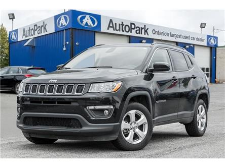 2018 Jeep Compass North (Stk: 18-27962AR) in Georgetown - Image 1 of 20