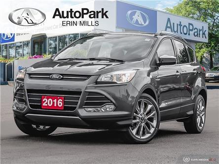 2016 Ford Escape SE (Stk: 63528AP) in Mississauga - Image 1 of 27