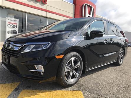 2020 Honda Odyssey EX-L Navi (Stk: 20127) in Simcoe - Image 1 of 26