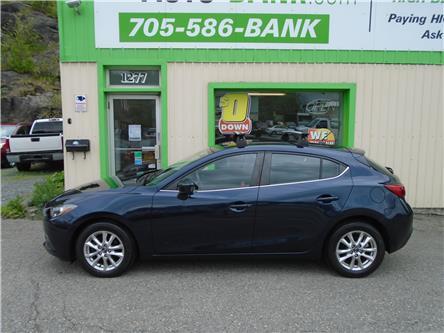 2014 Mazda Mazda3 Sport GS-SKY (Stk: ) in Sudbury - Image 1 of 6
