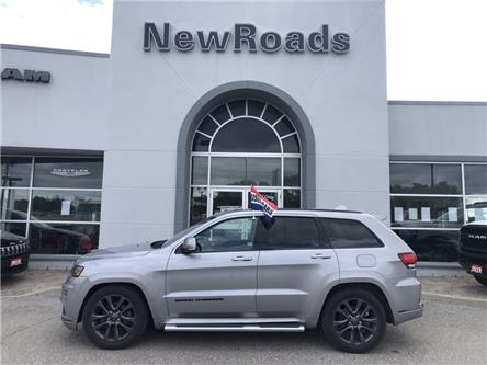2019 Jeep Grand Cherokee Overland (Stk: 24906T) in Newmarket - Image 1 of 12