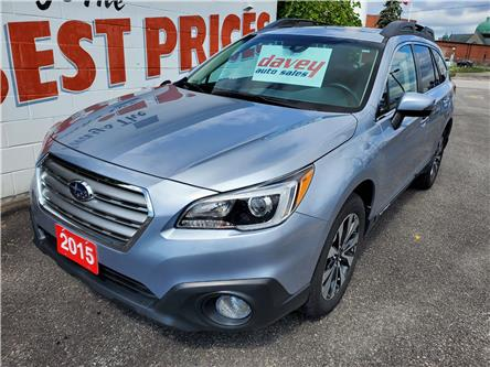 2015 Subaru Outback 3.6R Limited Package (Stk: 20-351) in Oshawa - Image 1 of 19
