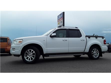 2007 Ford Explorer Sport Trac Limited (Stk: P707) in Brandon - Image 1 of 24