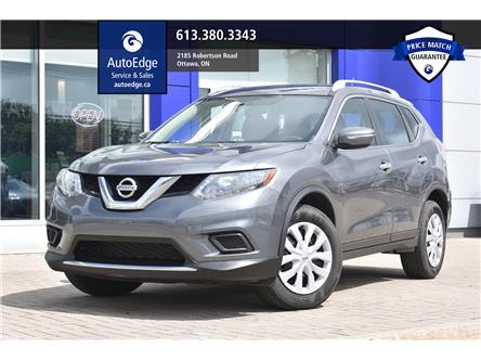 2014 Nissan Rogue S (Stk: A0183A) in Ottawa - Image 1 of 29
