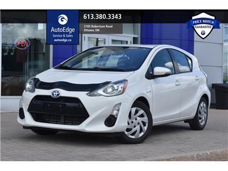 2015 Toyota Prius C Base (Stk: A0247) in Ottawa - Image 1 of 20