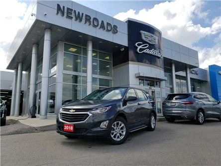 2018 Chevrolet Equinox LS (Stk: N14615) in Newmarket - Image 1 of 27