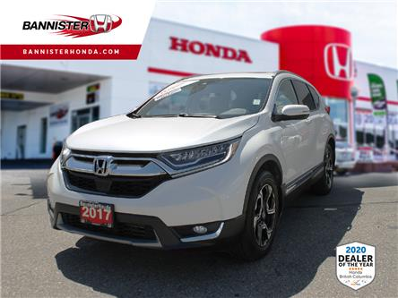 2017 Honda CR-V Touring (Stk: 20-041A) in Vernon - Image 1 of 15
