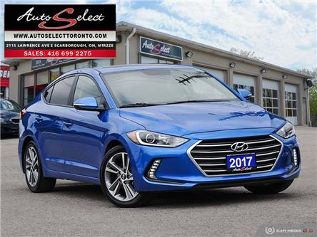 2017 Hyundai Elantra GLS (Stk: 1HL7123) in Scarborough - Image 1 of 28