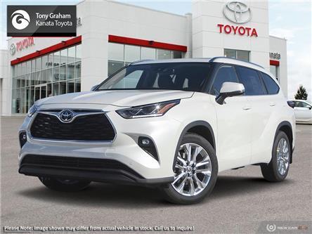 2020 Toyota Highlander Limited (Stk: 90589) in Ottawa - Image 1 of 24