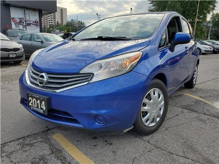 2014 Nissan Versa Note 1.6 SV (Stk: 5483) in Mississauga - Image 1 of 27