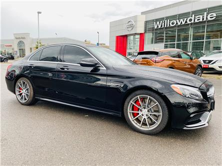 2016 Mercedes-Benz AMG C Base (Stk: C35315) in Thornhill - Image 1 of 18