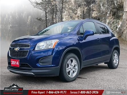 2014 Chevrolet Trax 1LT (Stk: TEL115676) in Terrace - Image 1 of 21