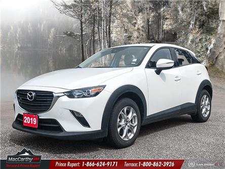 2019 Mazda CX-3 GS (Stk: CK0449169) in Terrace - Image 1 of 21