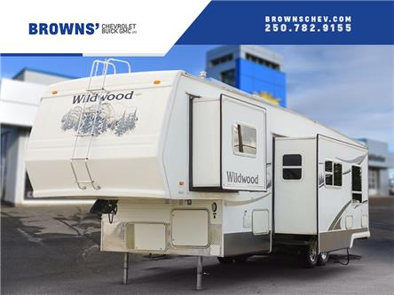 2005 Forest River Wildwood F37 (Stk: T20-1132AAA) in Dawson Creek - Image 1 of 26