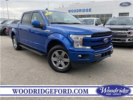 2018 Ford F-150 Lariat (Stk: T30131) in Calgary - Image 1 of 26