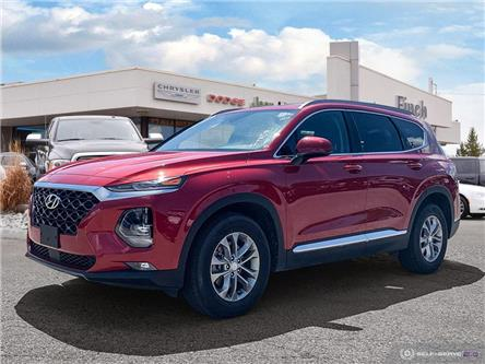 2020 Hyundai Santa Fe Essential 2.4  w/Safety Package (Stk: 98795) in London - Image 1 of 26