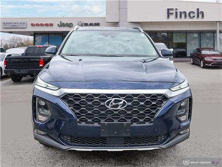 2020 Hyundai Santa Fe Essential 2.4  w/Safety Package (Stk: 98796) in London - Image 1 of 25
