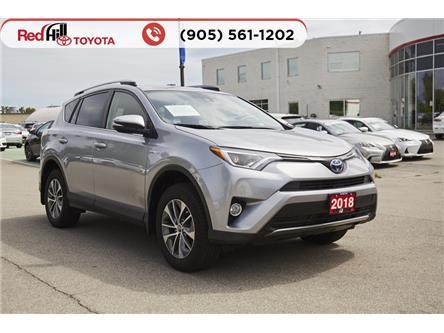 2018 Toyota RAV4 Hybrid LE+ (Stk: 86226) in Hamilton - Image 1 of 22