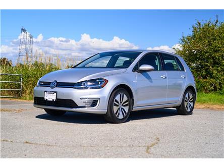 2020 Volkswagen e-Golf Comfortline (Stk: LG909299) in Vancouver - Image 1 of 22