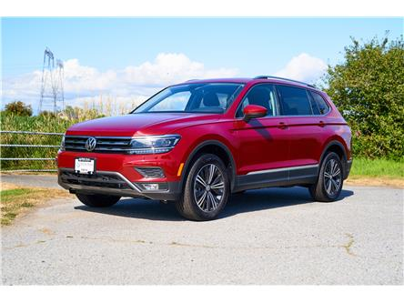2020 Volkswagen Tiguan Highline (Stk: LT052723) in Vancouver - Image 1 of 24