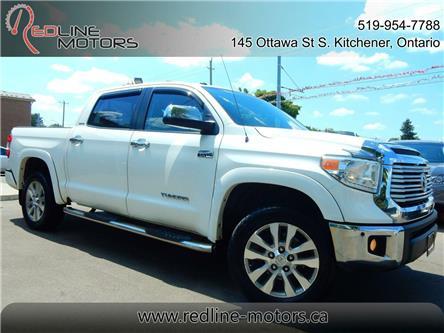 2015 Toyota Tundra  (Stk: 5TFHY5) in Kitchener - Image 1 of 25