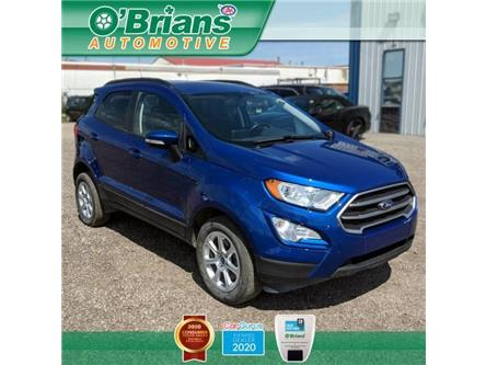 2018 Ford EcoSport SE (Stk: 13626A) in Saskatoon - Image 1 of 23
