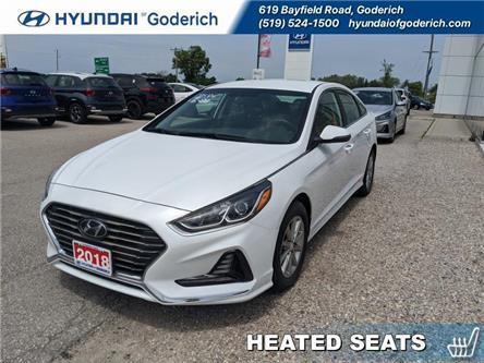 2018 Hyundai Sonata GL (Stk: 20524) in Goderich - Image 1 of 17