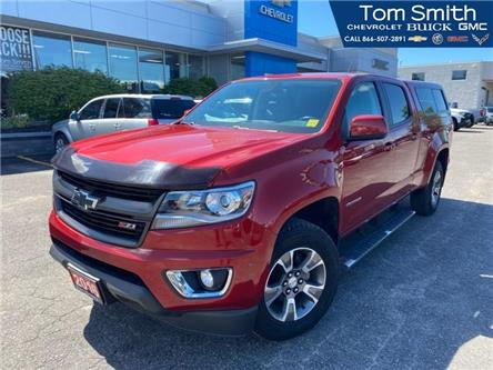 2016 Chevrolet Colorado Z71 (Stk: 200383A) in Midland - Image 1 of 21