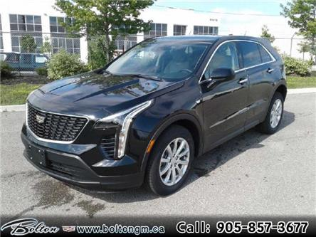 2020 Cadillac XT4 Luxury (Stk: 133092) in Bolton - Image 1 of 15