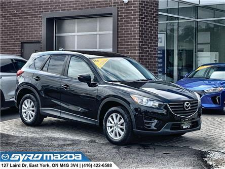 2016 Mazda CX-5 GX (Stk: 29415A) in East York - Image 1 of 27
