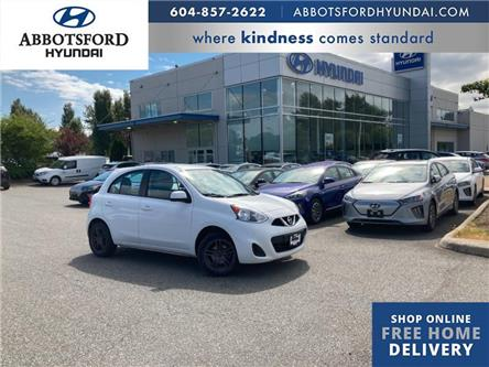 2016 Nissan Micra SV (Stk: LV043587A) in Abbotsford - Image 1 of 25